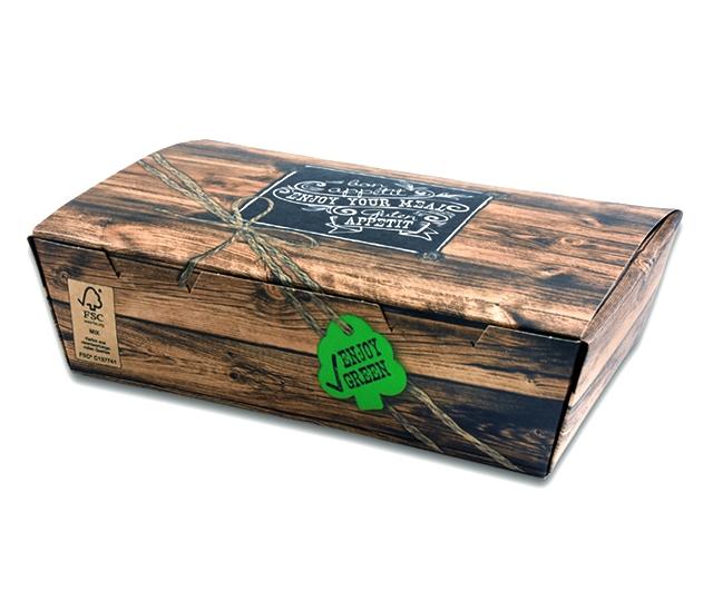 snackbox enjoy green mit klappdeckel gro. Black Bedroom Furniture Sets. Home Design Ideas