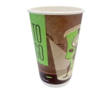 Doppelwandbecher / Coffee-to-go Becher, bedruckt, 16oz /...