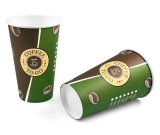 Kaffeebecher / Pappbecher COFFEE TO GO 16oz / 400ml