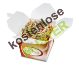Musterartikel Asia-Box Nudelbox Fresh & Tasty 1000ml,...