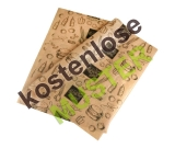 Musterartikel Burgerpapier Enjoy your Meal 25x35 cm,...