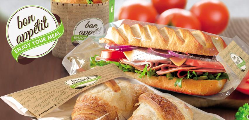 Bon Appétit Verpackungen